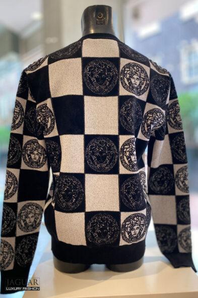 Versace pull black