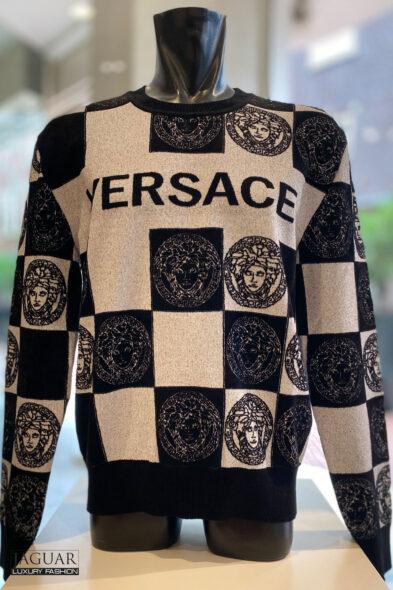 Versace Medusa pull