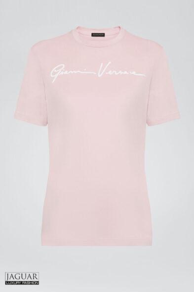 Versace t-shirt pink