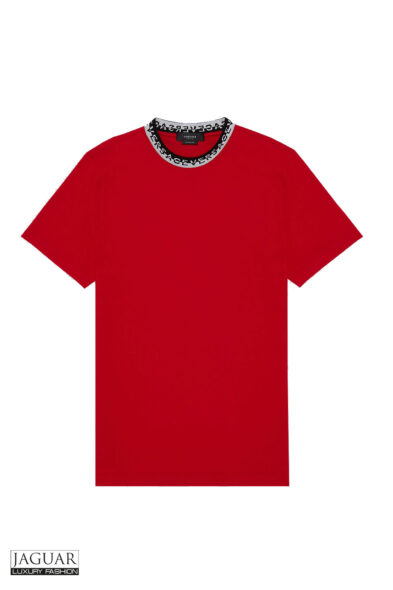 Versace t-shirt red