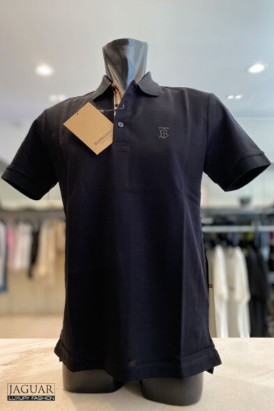 Burberry polo black