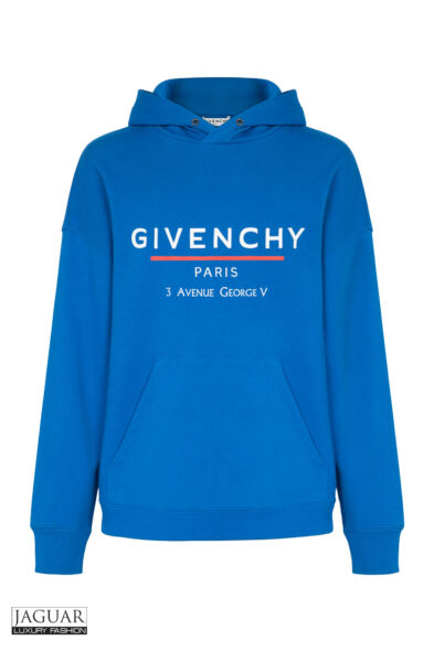 Givenchy hoodie blue