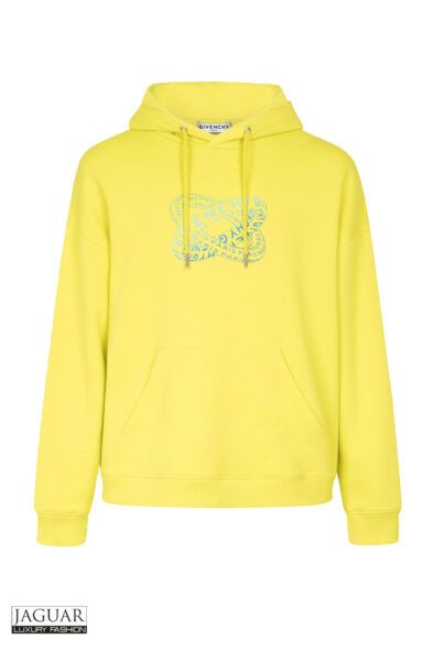 Givenchy hoodie lime