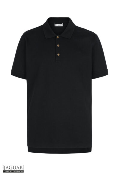 Givenchy poloshirt button