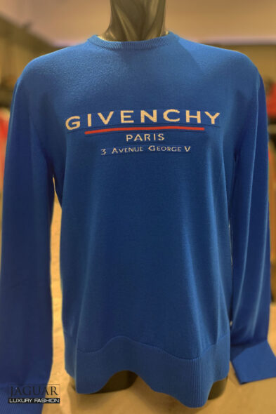Givenchy pull blue
