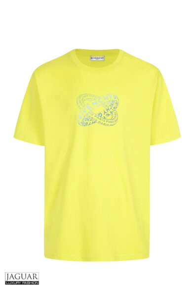 Givenchy t-shirt lime