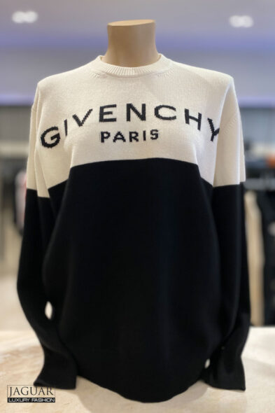 Givenchy pull black/white