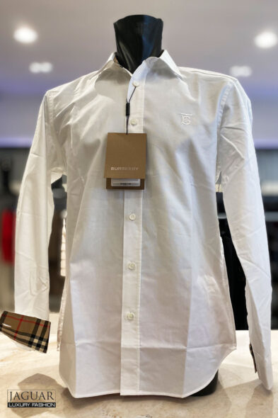 Burberry monogram oxford shirt