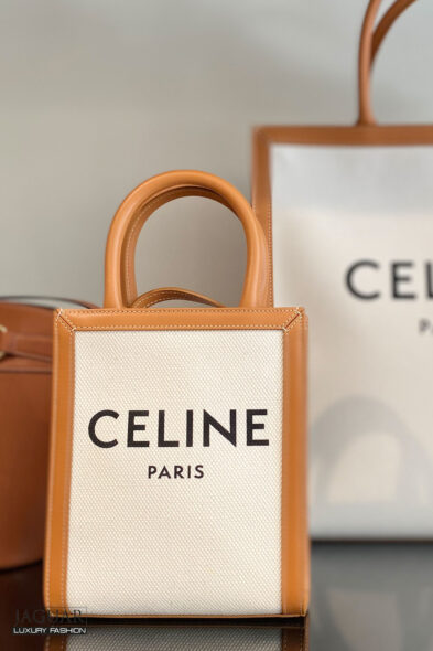 Celine mini cabas bag