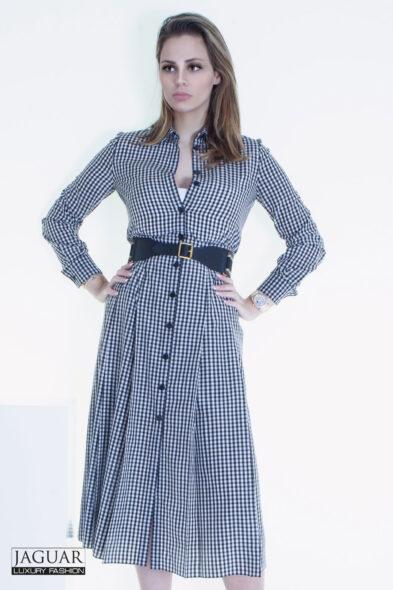 Dior dress vichy