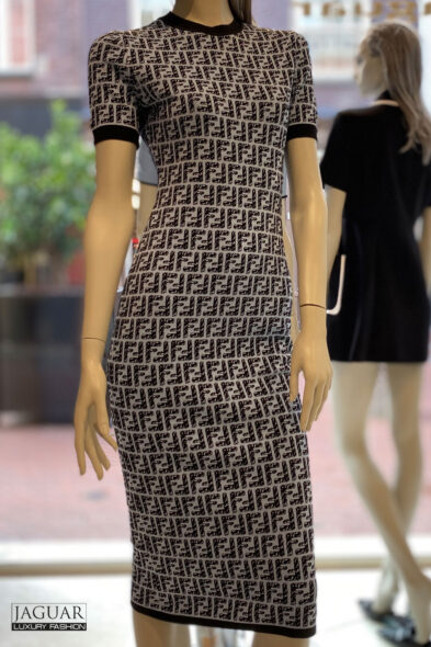 Fendi FF dress