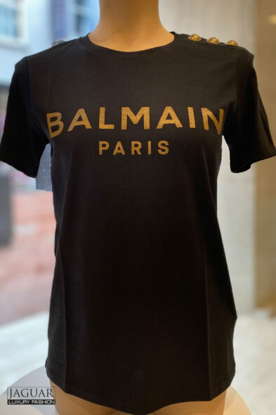 Balmain t-shirt black