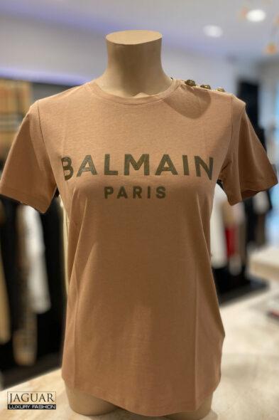 Balmain t-shirt beige