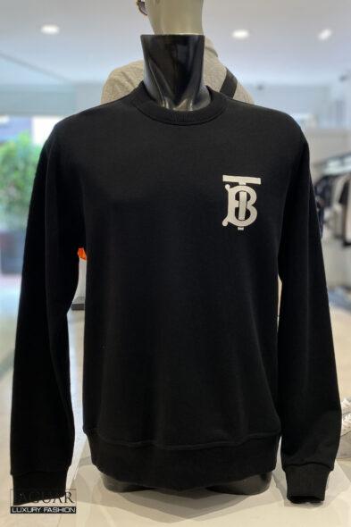 Burberry monogram sweater