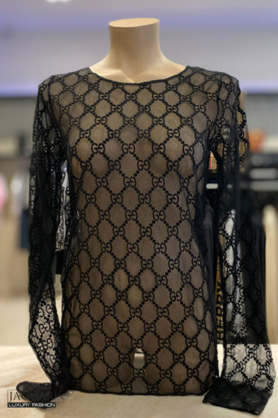 Gucci t-shirt transparent