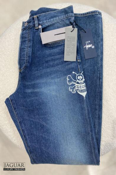 Dior jeans blue denim