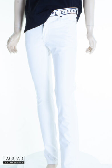 Fendi trouser white