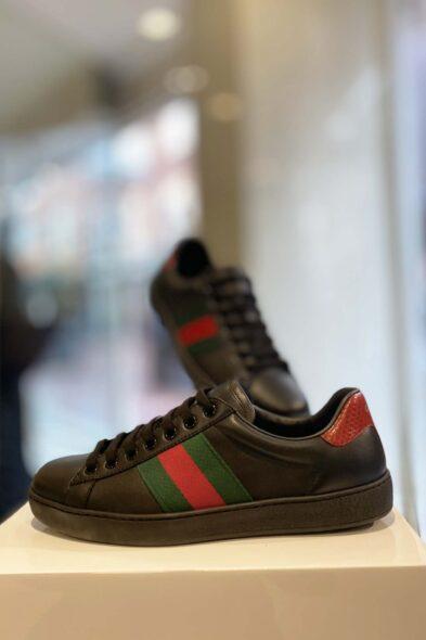 Gucci sneaker Ace black