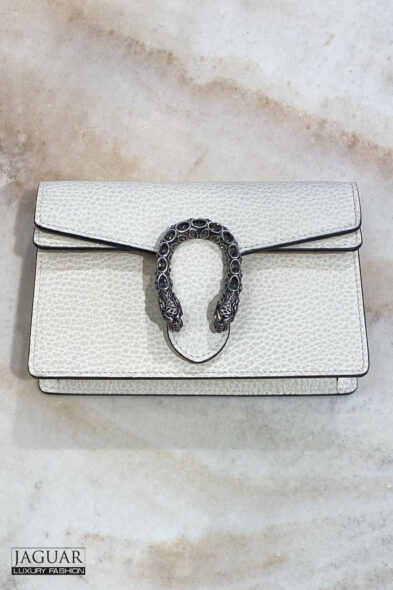 Gucci bag white