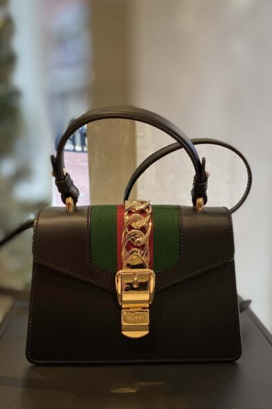 Gucci mini Sylvie bag