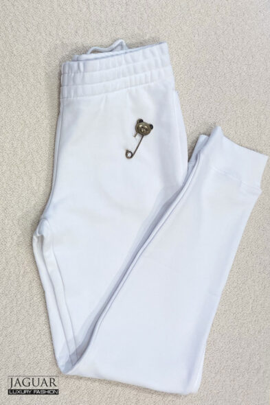Moschino trouser white