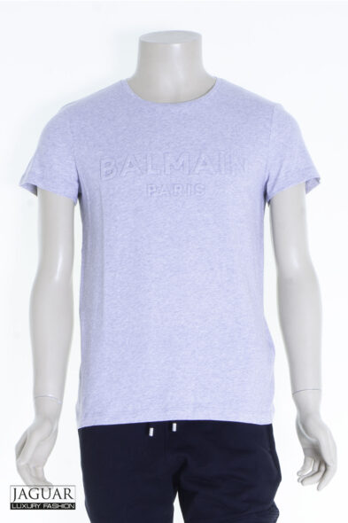Balmain t-shirt grey
