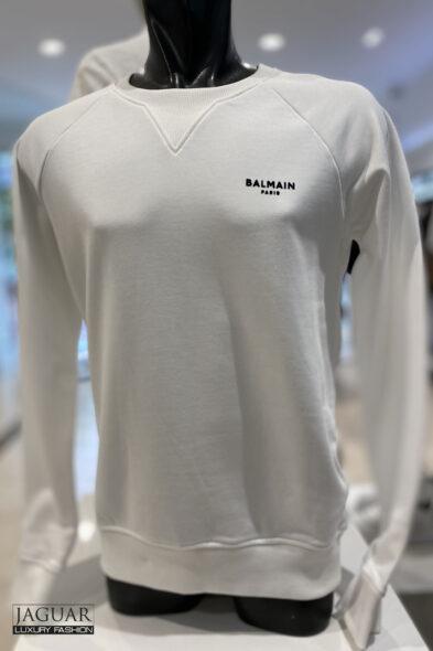 Balmain sweater white