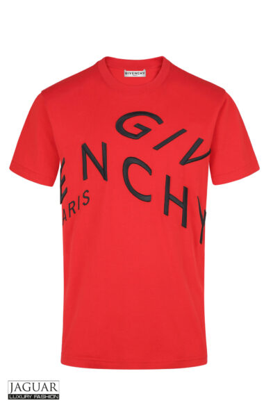 Givenchy t-shirt red