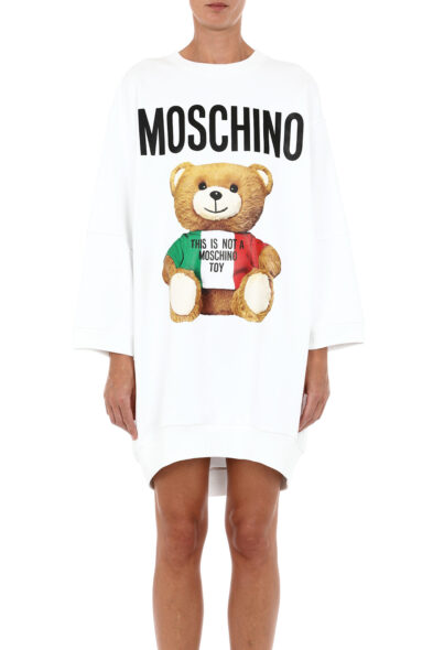 Moschino sweat dress