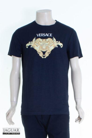 Versace medusa motif