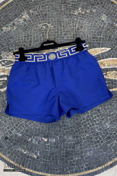Versace swim short bluette