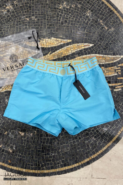 Versace swim short splash