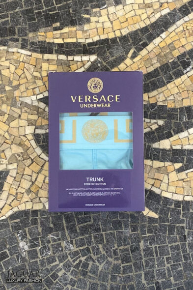 Versace trunk splash