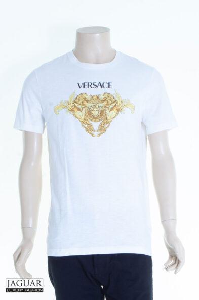 Versace Medusa Motif shirt