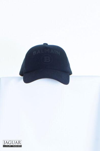 Balmain cap black