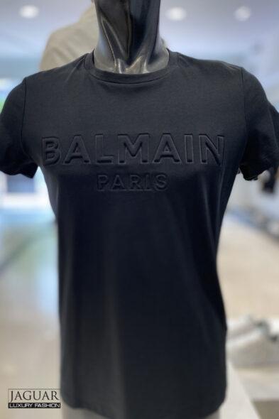 Balmain logo embossed