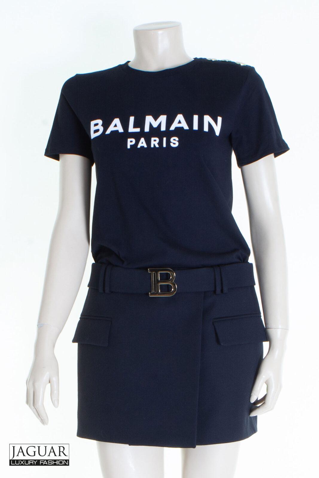 Balmain skirt black