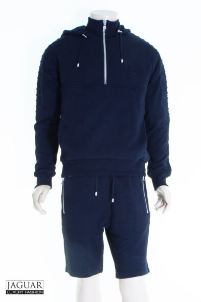 Balmain zipped hoodie