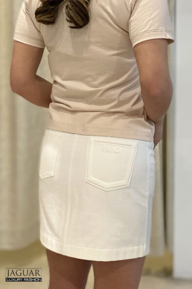 Fendi skirt back