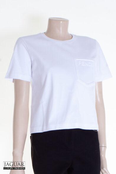 Fendi t-shirt white