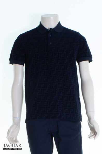 Fendi poloshirt black