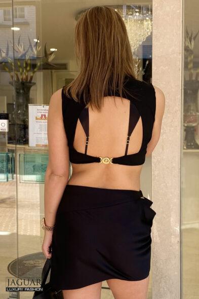 Versace top back