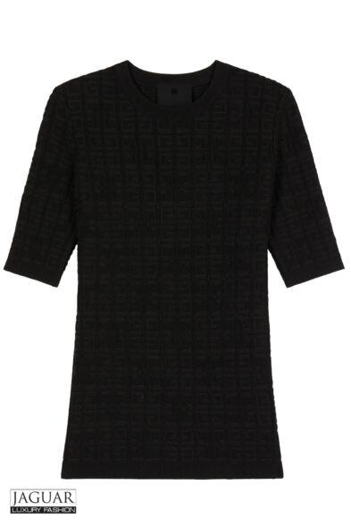 Givenchy 4G knit pull black