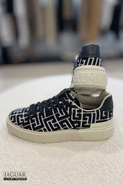 Balmain court sneaker