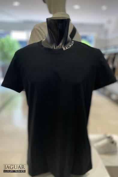 Balmain t-shirt black logo