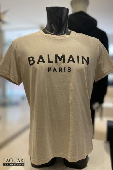 Balmain t-shirt sand