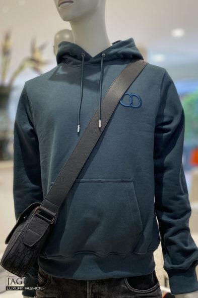 Dior hoodie green