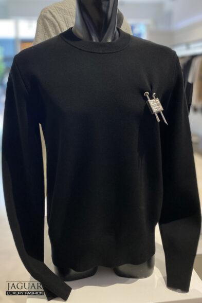 Givenchy sweater padlock