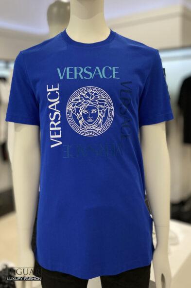 Versace t-shirt blue