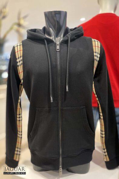 Burberry vintage check hoodie